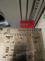 利德华福2500千瓦高压变频器2015年,何康2019年智光2016年高压变频器出售