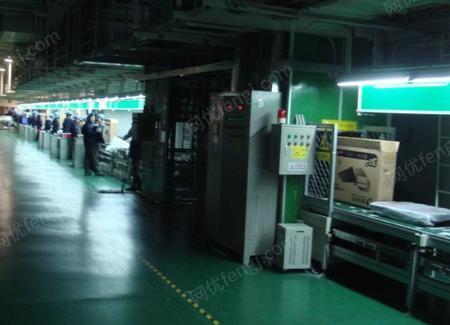 深圳空调环形组装生产线出售