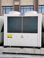 格力65—130风冷热泵机组,二手模块机销售。