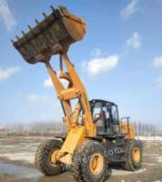 安徽芜湖彩砖厂急售柳工50二手铲车和二手装载机龙工855n