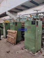 出售二手上海二纺机128K梳棉机30台