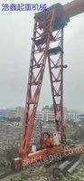 二手5吨龙门吊 带电磁吸盘 5吨二手龙门吊