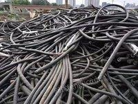 河北电线电缆回收,回收有色金属回收电缆