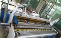 江苏无锡出售卫生纸复卷机,抽纸机,卫生纸加工设备,包安装调试