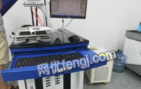 广东深圳二手3w紫外连接线 驱动电源打标机 玻璃 陶瓷 塑料镭雕出售