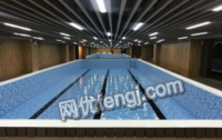 江苏徐州钢结构拼装游泳池出售