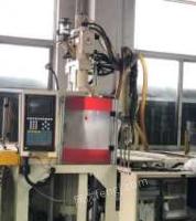 江苏苏州工厂在位转让二手立式注塑机,二手勿扰