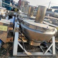 常年回收二手食品厂设备 肉制品设备 调味品设备