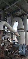 山东济宁现货出售3.5t/h羟丙基甲基纤维素生产废水处理MVR蒸发装置一套