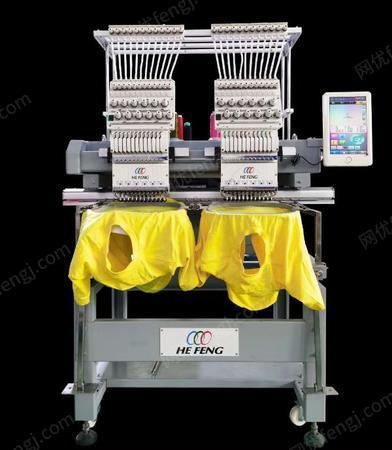 上海北京双头电脑刺绣机直销厂