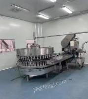 山东济宁新订新益易拉罐灌装生产线一套15年,先到先得出售