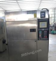 广东深圳出售二手冷热冲击试验机 40~150度 三箱冷热冲击,香港伟煌品牌,温度范围零下-40°c,高温150度