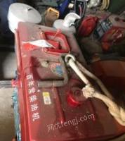 重庆江北区因 现不需求了出售柴油机发电机组一套 2020年年底购买  成色全新