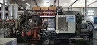 广东东莞出售二手东洋500吨压铸机。9.9成新