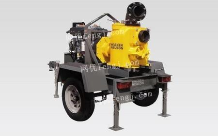 快速可靠的重型离心式排污泵PT 6LT出售