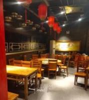 安徽六安饭店桌椅板凳,锅碗瓢盆等等出售