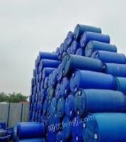 广西南宁长期大量提供双边塑料加仑桶出售