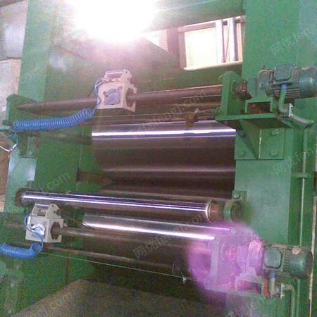 出售二手560×1350型二辊铝板热轧机