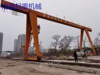 二手20吨龙门吊 3台出售 20吨二手龙门吊