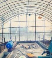 黑龙江哈尔滨14道的大棚膜19米宽60米长出售
