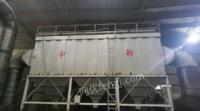 河南郑州720袋除尘器一套转让9.9成新,