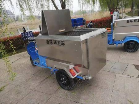1200l不锈钢保洁车供应