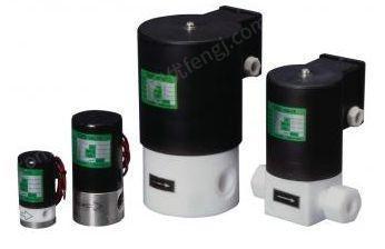无金属2通电磁阀EMB21-8-5-D-DC24V出售