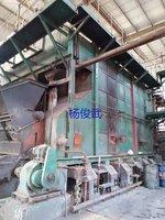 出售35吨16公斤链条燃煤蒸汽锅炉一台