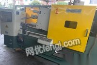 广东东莞转让力劲100吨压铸机,9成新款机械