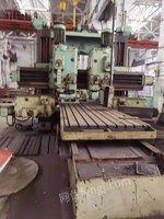 衡阳工厂在位日本三菱4018龙门铣床1台出售