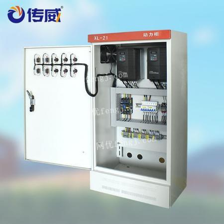 XL-21低压封闭式动力柜配电箱柜成套变频控制柜双电源切换开关柜出售