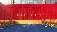 洛阳市地产开放开合门 电动帷幕揭幕仪式道具租赁