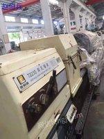 江苏出售二手深孔镗2235乘8米德州机床厂产