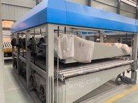 河南洛阳出售二手赛合2442玻璃钢化炉