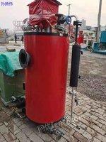 0.1吨燃气蒸汽锅炉 免 检锅炉 100公斤蒸汽发生器