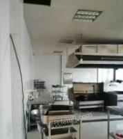辽宁沈阳工厂食堂全套设备锅碗盆灶车案板不锈钢柜消毒