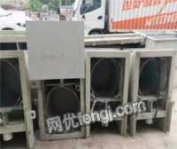 广东深圳出售各种二手滚镀槽 挂镀小槽 45×45×70