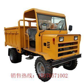 厂家供应矿用四不像运输车 16吨四驱自卸车出售