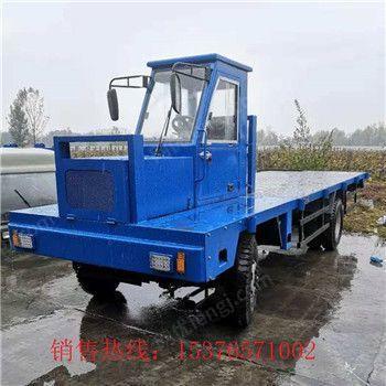 可爬坡运输车 高配5吨矿用后驱运输车出售