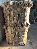 收购铝材包装膜,PVC料,移门腹膜边角料