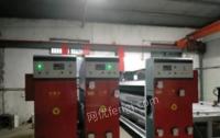 浙江宁波出售新机现货纸箱厂配套设备,印刷机,钉箱机,分纸机,打包机等