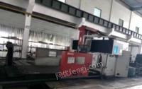 辽宁朝阳出售亚崴4021龙门.门高1200mm,2.门宽23103.主轴转速6000、