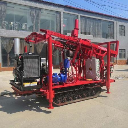 BK- 水文地质履带五寸反循环钻机配件出售