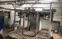 山西太原低价处理20吨强制循环三效蒸发器10吨管式杀菌
