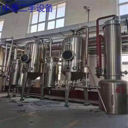 6吨四效降膜蒸发器出售