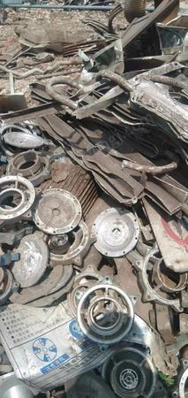 湖北黄石出售废铝件6吨