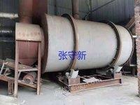 时产10吨以上三回程滚筒烘干机 整套生产线