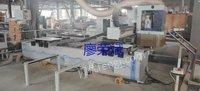 市场现货转让二手木工机械金田豪迈PTP160木工加工中心
