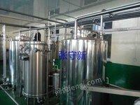 饮料生产线,全自动饮料生产线, 饮料生产线成套设备