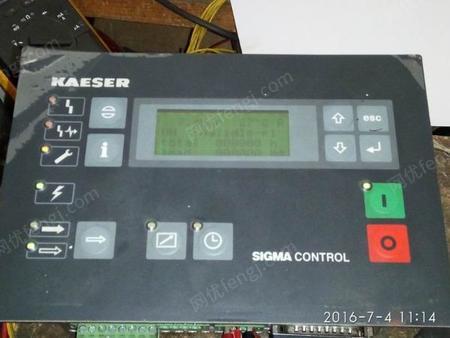 维修凯撒空压机控制器出售